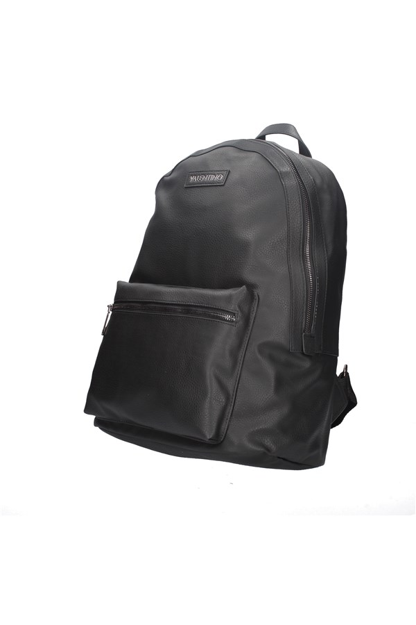 M.VALENTINO BAGS Backpacks BLACK