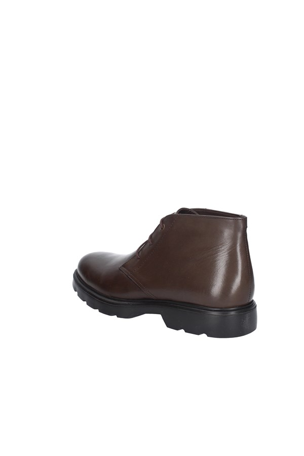 LUMBERJACK Ankle BROWN