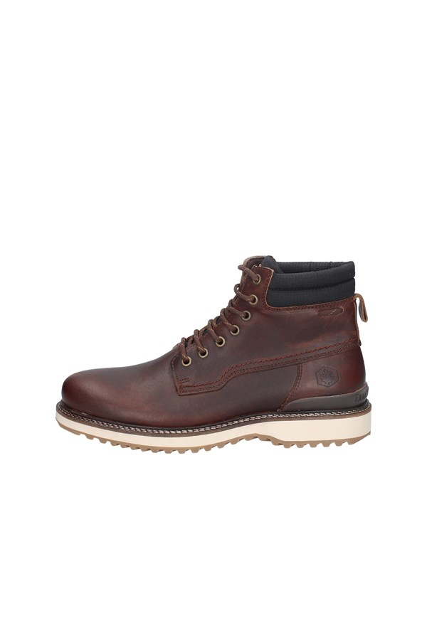 LUMBERJACK  high BROWN