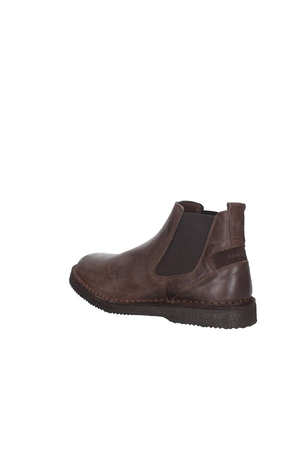 LUMBERJACK boots BROWN