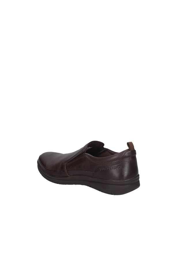LUMBERJACK Loafers BROWN