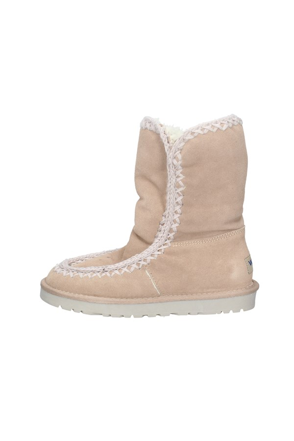 MELLUSO boots SAND