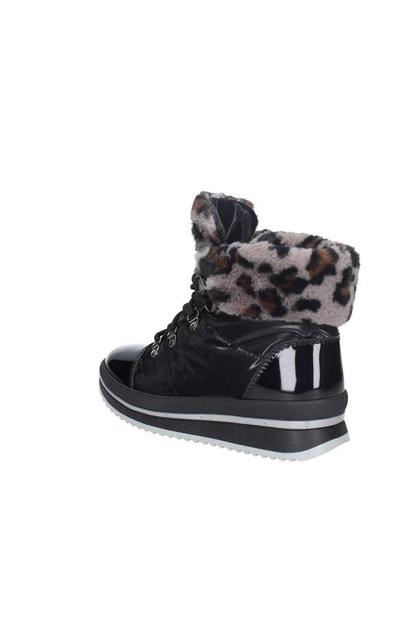 MELLUSO Snow boots BLACK