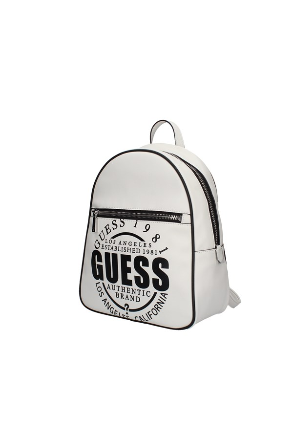 GUESS Backpacks WHITE
