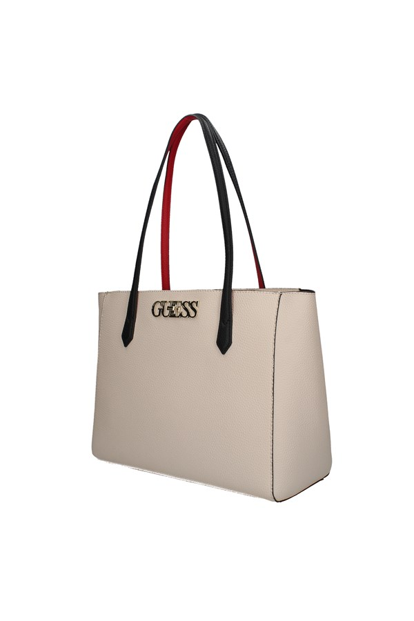 GUESS shoulder bags STONE