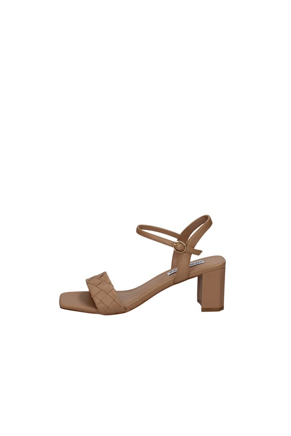 STEVE MADDEN With heel TAN