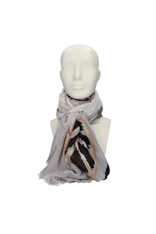 LIU JO Scarves BLACK