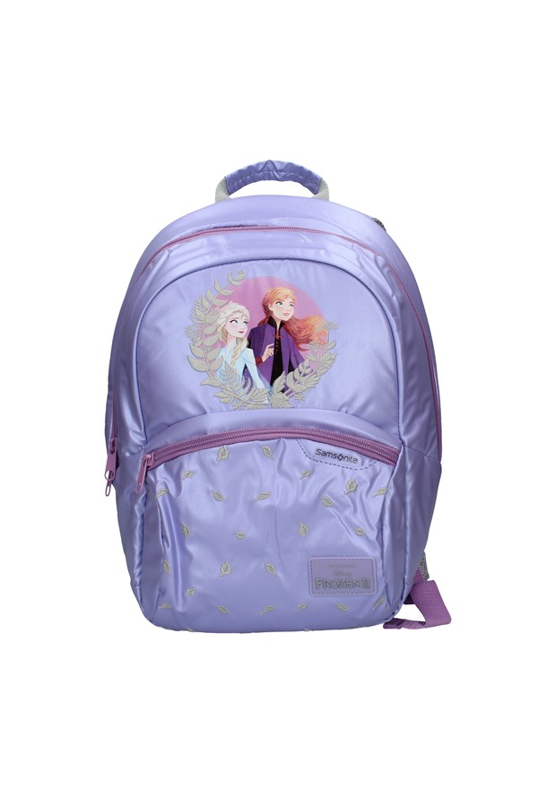 SAMSONITE BACKPACK LILAC