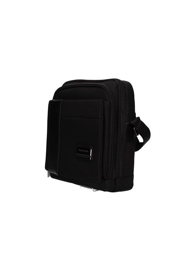 SAMSONITE SHOULDER BAG BLACK