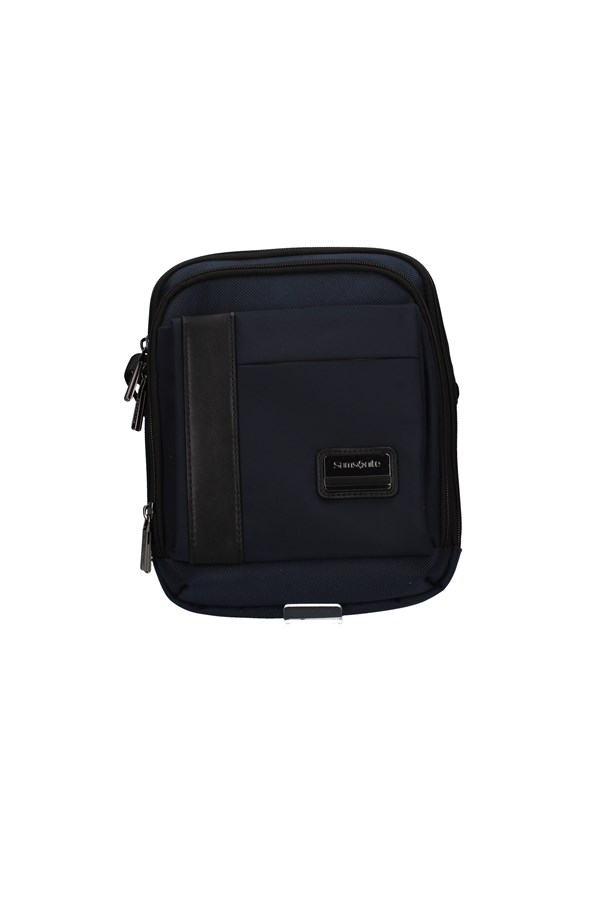 SAMSONITE SHOULDER BAG BLUE