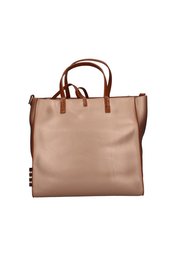 MANILA GRACE shoulder bags BRONZE