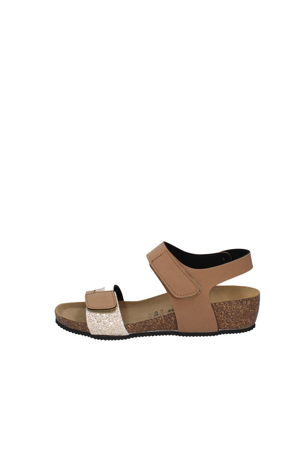 VALLEVERDE SANDALS COGNAC