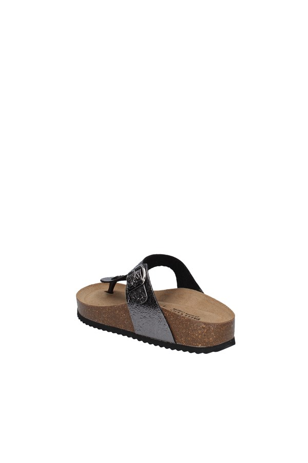 VALLEVERDE SANDALS ANTHRACITE
