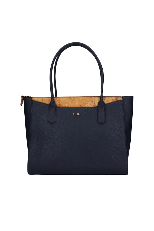 ALVIERO MARTINI shoulder bags BLUE