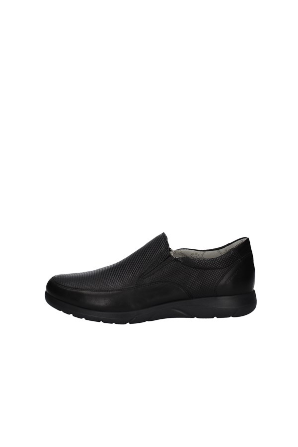 STONEFLY Slip on BLACK