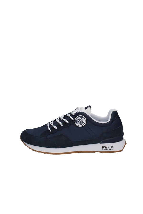 NORTH SAILS SNEAKERS NAVY