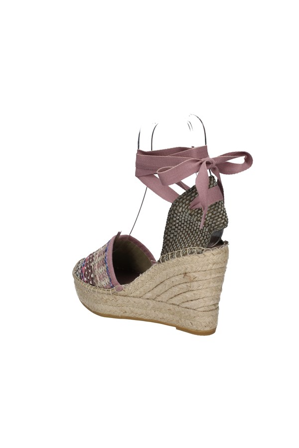 VIDORRETA  With wedge MULTICOLOR