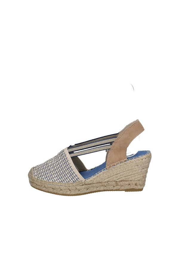 VIDORRETA  With wedge JEANS