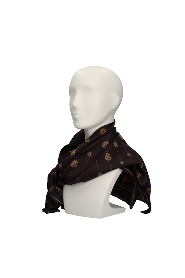 GAËLLE PARIS SCARF BLACK