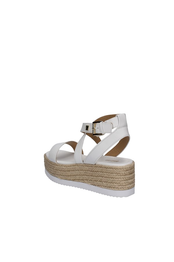 MICHAEL KORS  With wedge WHITE