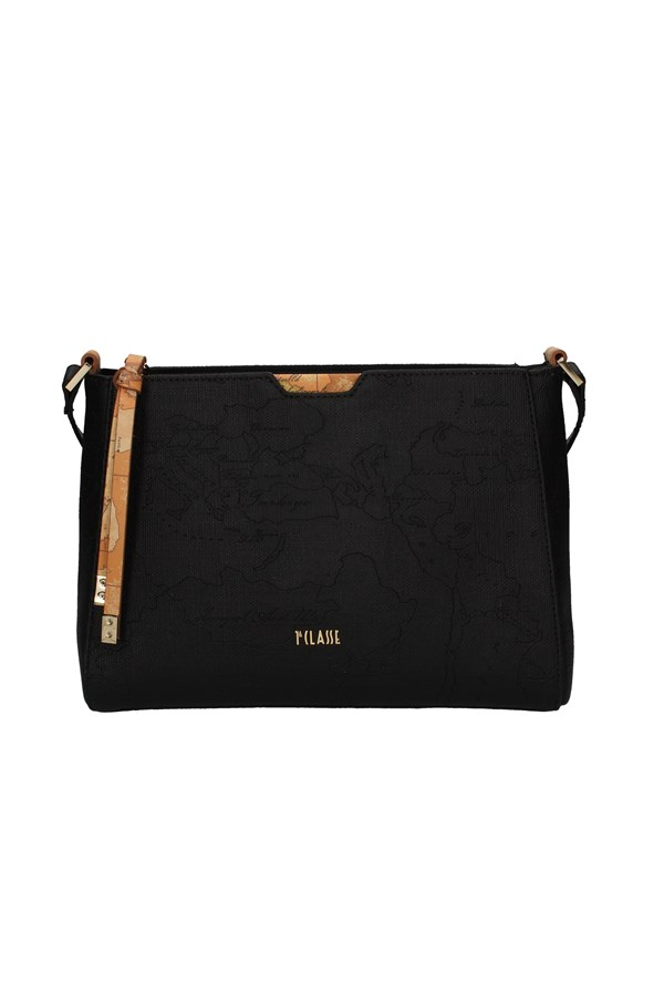ALVIERO MARTINI SHOULDER BAG BLACK