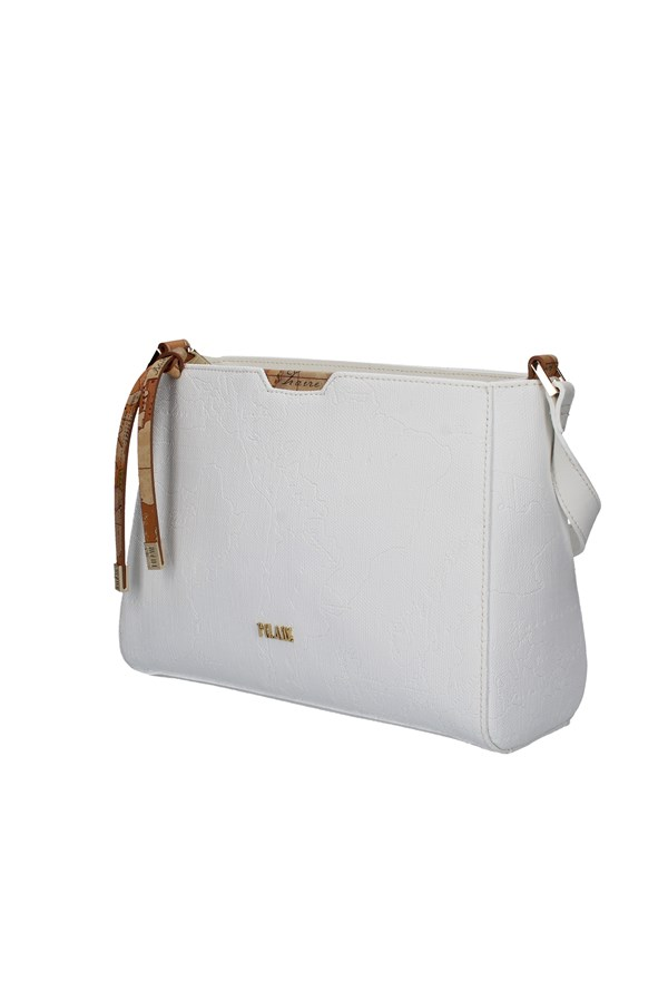 ALVIERO MARTINI SHOULDER BAG WHITE