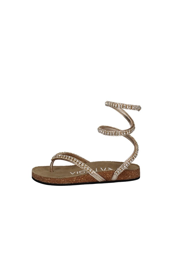 STRATEGIA SANDALS PLATINUM