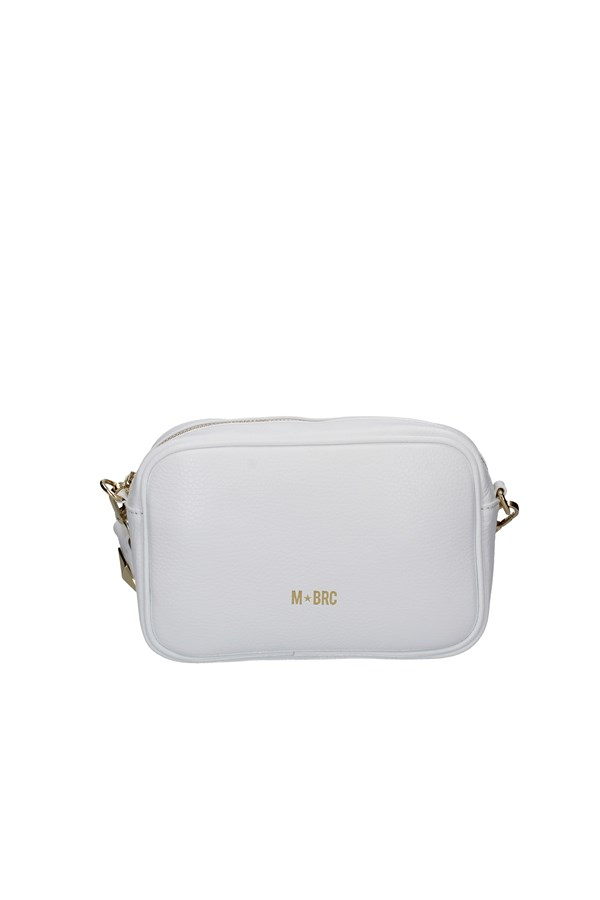 M BRC SHOULDER BAG WHITE