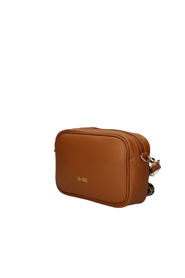 M BRC SHOULDER BAG COGNAC