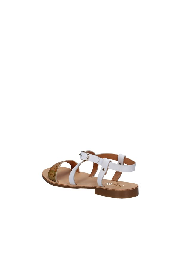 ALVIERO MARTINI SANDALS NATURAL