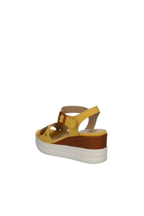 MELLUSO SANDALS SUNFLOWER