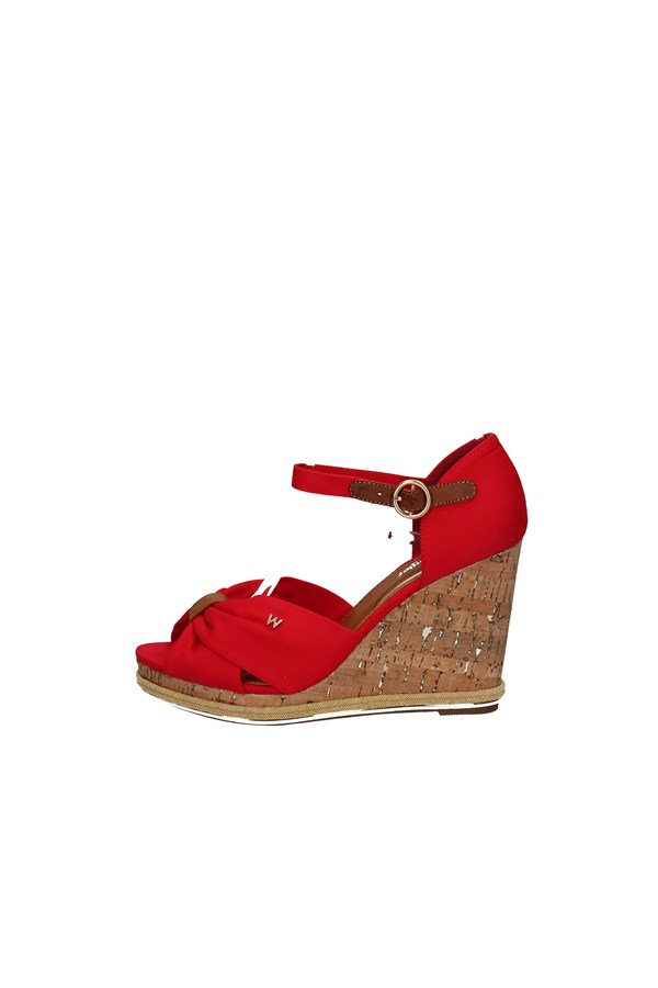 WRANGLER  SANDALS WL11652A RED