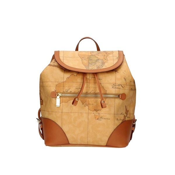 ALVIERO MARTINI Backpacks NATURALE