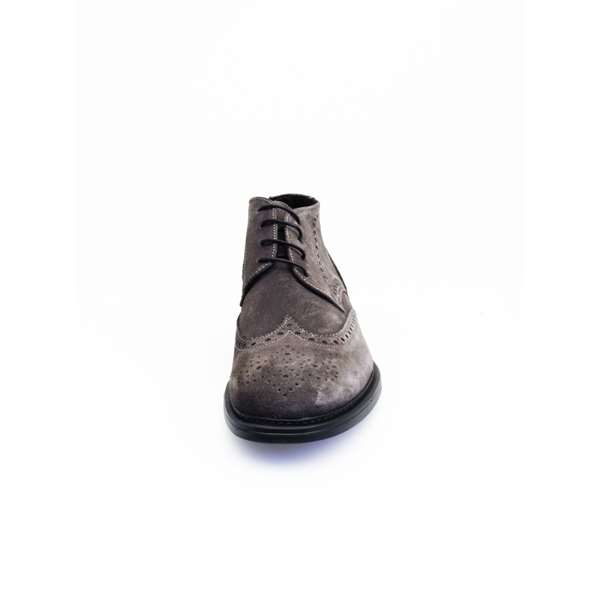 SOLDINI 18980-V-M37 Grey wolf Shoes Man