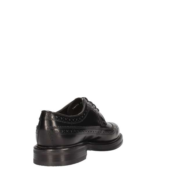 SOLDINI 13208-L-091 Black Shoes Man