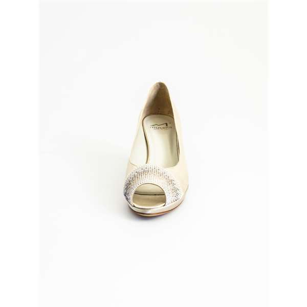 MUSELLA Heeled Shoes Check Women 015185 1