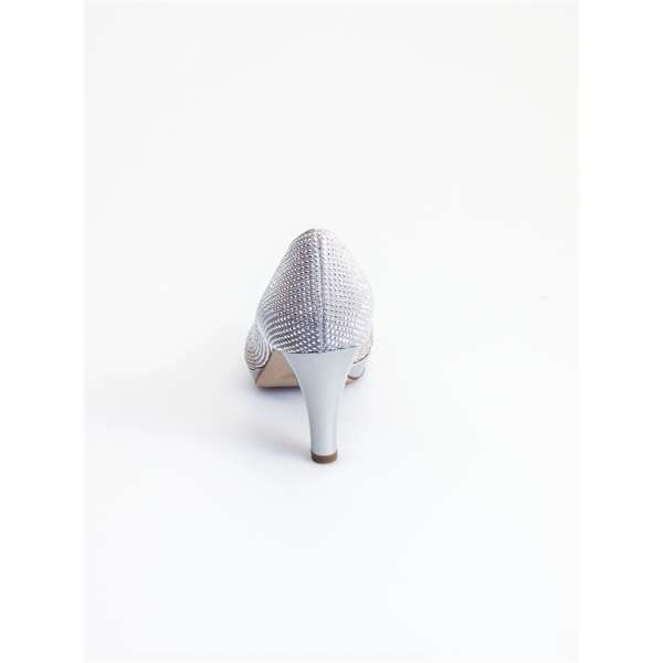 MUSELLA Heeled Shoes Check Women 015182 3