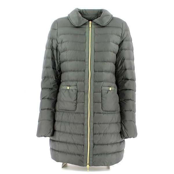 Lined Fishtail Parka