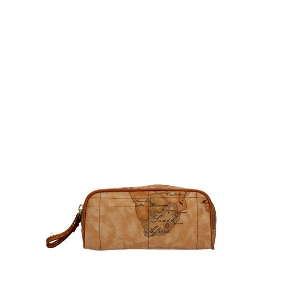 ALVIERO MARTINI Clutch NATURALE