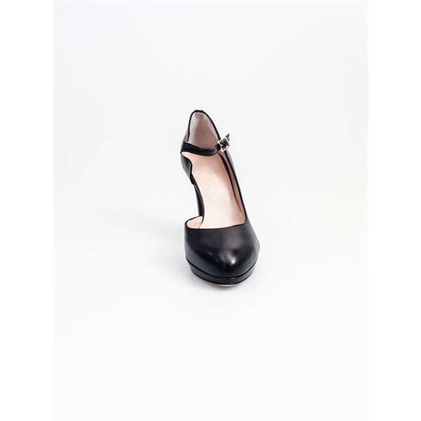 ROSSO REALE 521/SISY Black Shoes Women
