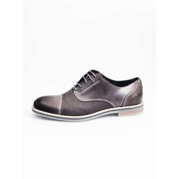 NICOLA BENSON Oxford Grey