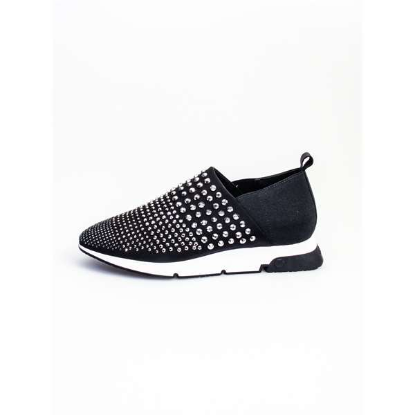 CHI CUBED Slip on Black