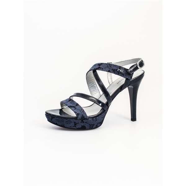 Sandali blu NeroGiardini CaTXw4EikQ