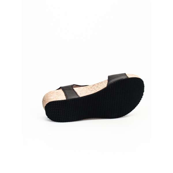 VALLEVERDE Sandals  With wedge Women G51421 4