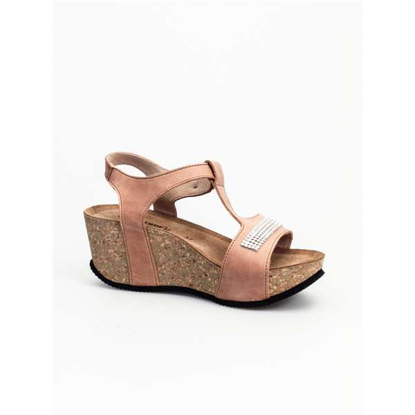 VALLEVERDE Sandals With wedge Women G51421 2