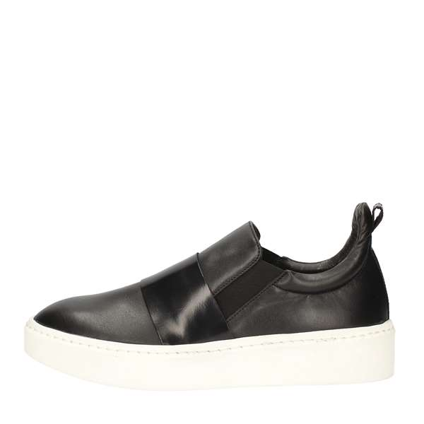 JANET SPORT Slip on Black