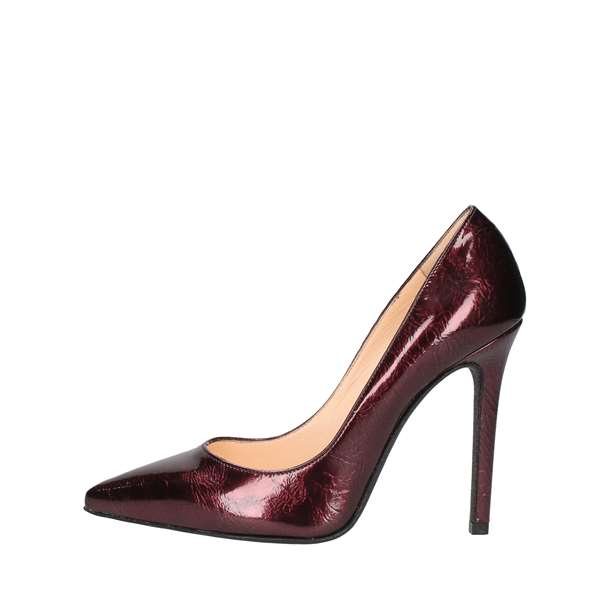 NOA Heeled Shoes  decolletè 4017 BORDEAUX