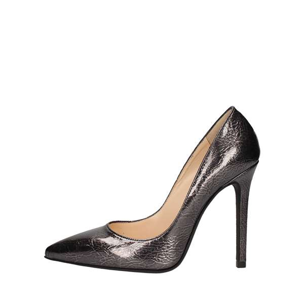 NOA Heeled Shoes  decolletè 4017 BLACK