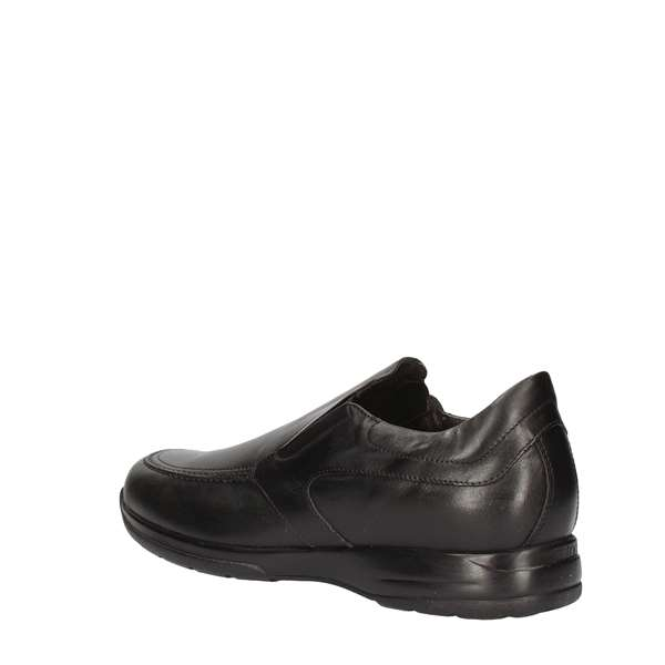LION Loafers Black