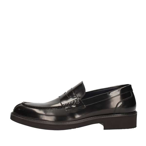 MARINI Loafers Black